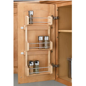 Rev-A-Shelf Door Mount Spice Rack, Available in Multiple Sizes