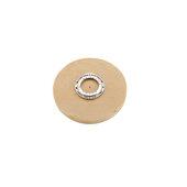 Rev-A-Shelf ''Wood Classic'' Full Circle Single Shelf Lazy Susan, Shelf Not Drilled, 18'' - 32'' Diameters Available