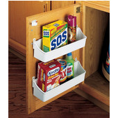 Rev-A-Shelf Polymer Door Storage Two Shelf Set, Different Options Available
