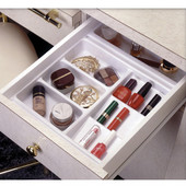 Rev-A-Shelf Cosmetic Organizer Base Tray, 21-3/4''W x 21-1/8''D
