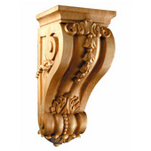 Large Bellflower Corbel, Lindenwood