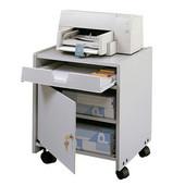 Machine Floor Stand, Gray, 19''W x 18-1/4''D x 22-1/2''H