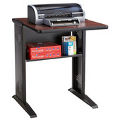 Fax/Printer Stand, Reversible Top, 23-1/2''W x 28''D x 30''H