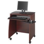 Picco Duo Desk, Mahogany, 28-1/4''W x 22-1/4''D x 30-1/4''H