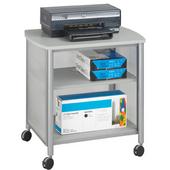 Impromptu Mobile Machine Stand, Silver, 26-1/4''W x 21''D x 26-1/2''H