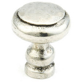 Artifex Collection 1-1/8'' Diameter Cabinet Round Knob in Natural, 1-1/8'' Diameter x 1-1/4'' D x 5/8'' Base Diameter