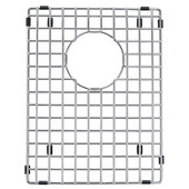Dawn® Bottom Grid for SKS-KS1223 (Small Bowl) in Polished Satin Stainless Steel, 11-3/8'' W x 15'' D x 1'' H