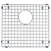 Dawn® Bottom Grid for SKS-KS1223 (Large Bowl) in Polished Satin Stainless Steel, 16.5'' W x 15'' D x 1'' H