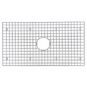 Dawn® Bottom Grid for SKS-SRU311710 in Polished Satin Stainless Steel, 30-1/8'' W x 16-1/16'' D x 1'' H