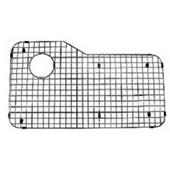 Stainless Bottom Grid, 28-3/8'' W x 16'' D