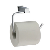 Square Series Toilet Roll Holder, Satin Nickel