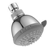 3-1/8''Diameter x 4-3/16''Depth, Multifunction Shower Head, Chrome