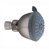 3-1/8''Diameter x 4-3/16''Depth, Multifunction Shower Head, Brushed Nickel
