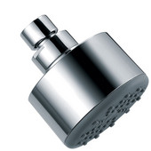2-15/16''Diameter x 3-5/8''Depth, Single Function Shower Head, Chrome