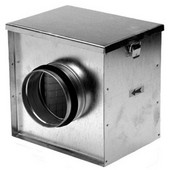 S&P Metal Filtration Box, 4'' - 12-2/5'' Sizes Available