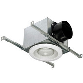 Vent Light with Fluorescent Bulb (Available in LED, Halogen, or Fluorescent)