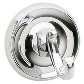 Villa Polished Chrome Bath Towel Hook 2�'' D