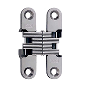 ® Invisible Hinge, 316 Stainless Steel, Bright Stainless Steel Finish