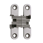 ® Invisible Hinge, 316 Stainless Steel, Satin Stainless Steel Finish
