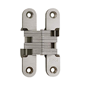® Invisble Hinge, 316 Stainless Steel, Satin Stainless Steel