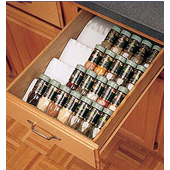 Spice Drawer Inserts