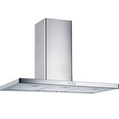 36'' Wall Mounted European Range Hood with Touch Control Panel, 650 CFM, Stainless Steel