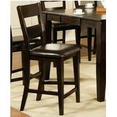 Mango Counter Stool, Espresso Finish