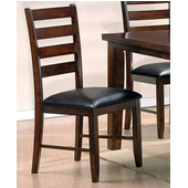 San Paulo Side Chair, Cherry Finish