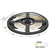 illumaLED™ Drizzle Series 16' Foot LED Tape Light, Lower Light Output, Cool White 4000K, 197'' Length x 5/16''W x 1/8'' H