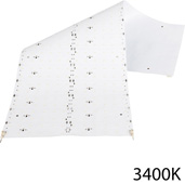 illumaLED™ LED Sheet Light Series Flexible LED Sheet Light, Specialized Kelvin Temperature 3400K, 24'' W x 9'' D