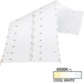 illumaLED™ LED Sheet Light Series Flexible LED Sheet Light, Cool White 4000K, 24'' W x 9'' D