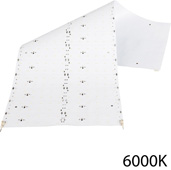 illumaLED™ LED Sheet Light Series Flexible LED Sheet Light, Pure White 6000K, 24'' W x 9'' D
