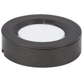 illumaLED™ TandemLED™ 2-3/4'' Diameter Bronze Housing Tunable Multi-White Puck Light, 2-3/4'' Diameter x 5/8'' H