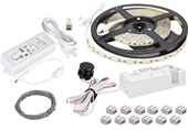 illumaLED™ TandemLED™ 16' Foot Tape Light Kit with Wired Controller, 1 Zone/Area, 2700K-5000K Tunable, 197'' Length x 5/16'' W x 1/16'' H