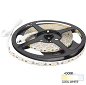 illumaLED™ Vivid Series 16' Foot Vivid Tape Light, High Light Output, Cool White 4000K, 197'' Length x 5/16''W x 1/16'' H