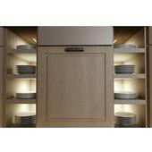 Halemeier Designer Collection 12VDC LED 2W Reach Light, 3000K Warm White, Nickel
