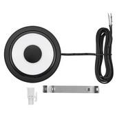 Halemeier Designer Collection 12VDC LED 2.5W Swing Light, 3000K Warm White, Black