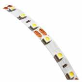 12V DC LED 13 Feet 3000K Warm White Vho FlexTape Roll, 4.4W/Ft., Double Adhesive Mount