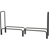 - 60'' Long Log Rack, Black