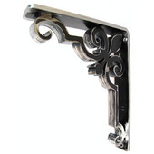 Charlotte Corbel / Countertop / Shelf Brackets, Multiple Finishes, 10''D max