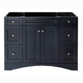 Elise 48'' Single Bathroom Vanity, Espresso, Cabinet Only, 47-1/5'' W x 21-1/2'' D x 35-1/5'' H