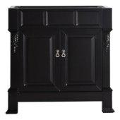 Huntshire 36'' Bathroom Vanity Cabinet Only in Dark Walnut, 35-3/16''W x 22-1/16''D x 33-7/8''H