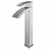 VIGO Duris Bathroom Vessel Faucet in Chrome,  Faucet Height: 12'', Spout Height: 9'', Spout Reach: 4 7/8'