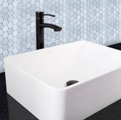 Milo Vessel Bathroom Faucet with Pop-Up in Antique Rubbed Bronze, Faucet Height: 12-1/2'', Spout Height: 9-1/2'', Spout Reach: 5''