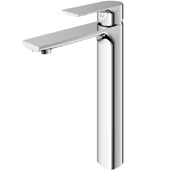 Norfolk Vessel Bathroom Faucet in Chrome, Spout Reach: 5-3/4'', Spout Height: 8-5/8'', Faucet Height: 10-3/4''