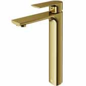Norfolk Vessel Bathroom Faucet in Matte Gold, Spout Reach: 5-3/4'', Spout Height: 8-5/8'', Faucet Height: 10-3/4''