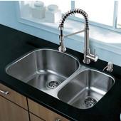 Vigo Kitchen Sink & Faucet Sets