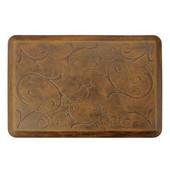 Motif Bella Collection Anti-Fatigue Floor Mat in Antique Light, 36''W x 24''D x 3/4''H