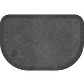 Large Rounded PetMat - Silver Haven - 30''W x 45''D x 1''H