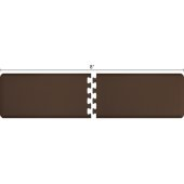 Original Collection PuzzlePiece R Series 8' x 2' in Brown, 96'' W x 36'' D, 3/4'' Thick